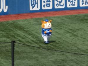 かっぽ、かっぽ@神宮球場