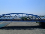 県道の天竜川橋