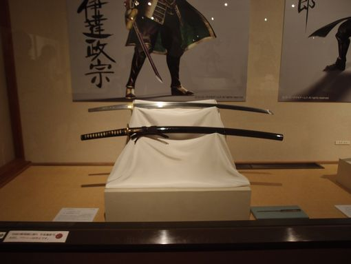 長船刀剣博物館③