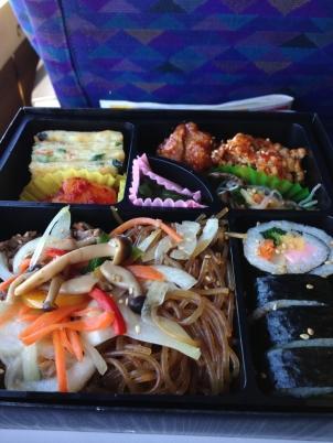 韓流お弁当