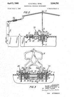 Babybass Electronics Patent 2