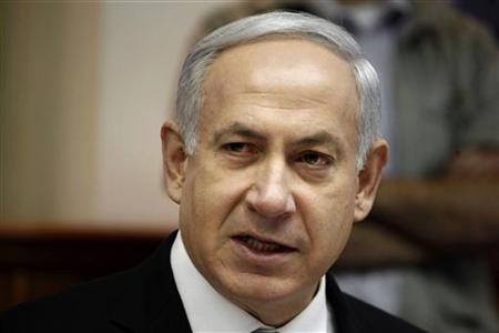 RTR201205080024朝日新聞デジタ ルイ スラエル首相が9月に総選挙の意向、1年以上前倒し BB彈