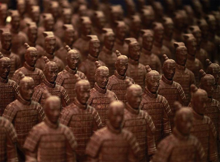 130Chinas First Chocolate Theme Park