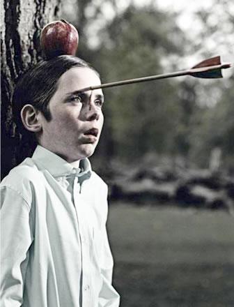 0012ウィリアム・テルの息子 ひとくちフォト 動物写真とアイデア写真とネタ画像と気 ...