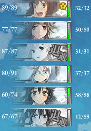 艦これ・夏E-5④