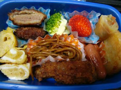 お弁当4・4