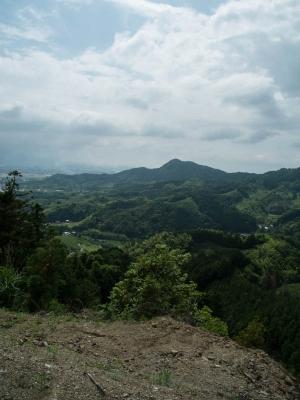 林道米の山線復旧箇所
