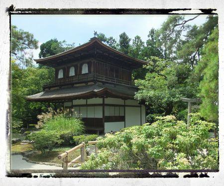 ブログ銀閣寺