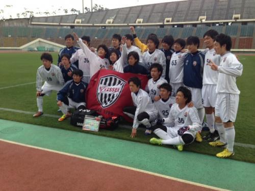 第6回 トモニイコウCUP2014 最終日(2014:3:14 金)1/2