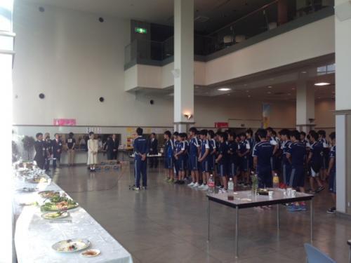 2014年度 中国大学選手権 優勝祝賀会(2014:5:28 水)2/2
