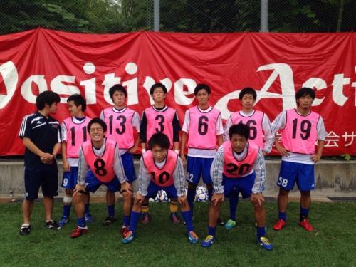 Iリーグ中国2014 第2節 A-徳山(2014:6:28 土)1/2