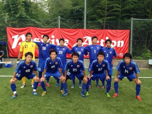 Iリーグ中国2014 第2節 A-徳山(2014:6:28 土)2/2