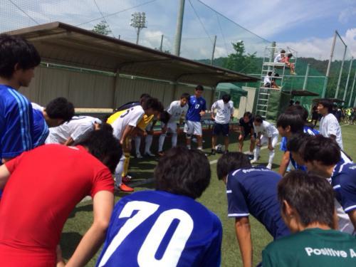 Iリーグ中国2014 第5節 「B-修道A」(2014:7:19 土)3/3