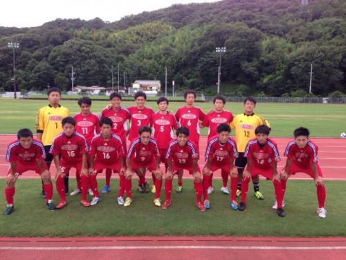 2014年度 広島県成年国体選抜 集合写真