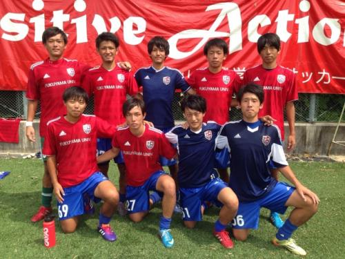 Iリーグ中国2014 第4節 「B-IPU・環太平洋大学A」2/2