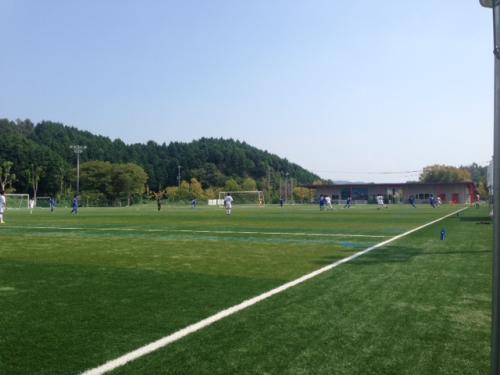 2014ツネイシフィールドサッカーフェス 最終日(2014:9:11 木)