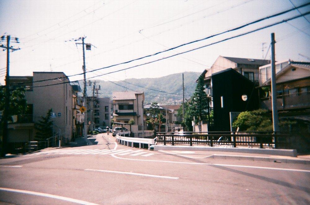 JAPAN OPTICSのConcord C180で撮った道