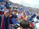 慶早戦 応援 31日