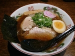 中華そば(淡成)@三麺流武者麺
