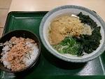 ランチセットA@めりけんや江坂店