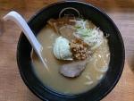 魚介豚骨味噌ラーメン@麺創麺魂