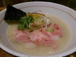 濃厚魚介そば元味@麺と心7