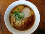 醤油らぁ麺@らぁ麺屋飯田商店