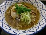 和風煮干らーめん@阿倍野noodles