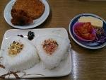 サービス定食@立ち喰い処王冠