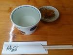 司牡丹純米酒@蕎麦や漱石