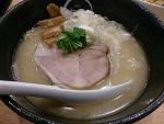 塩らーめん@麺創麺魂中崎西店