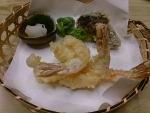 海老天ぷら@更科すず季