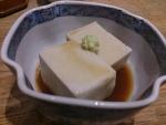 そば豆腐@天神房丸新