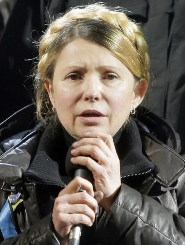 001ティモシェンコ元首相