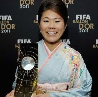 澤穂希選手1