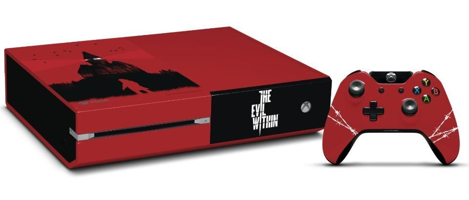 Foyer Colors Xbox One : Xboxoneをサイコブレイク仕様にカスタマイズした物が 名様に当たるようだ 最新ゲーム情報まとめ