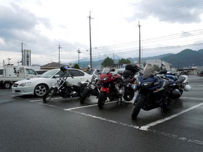 2014年7月13日小浜YSPツーリング1