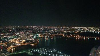 遠くにちっちゃくスカイツリーと東京タワー_convert_20140225184808