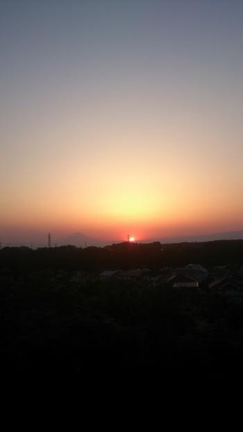 富士山20140519