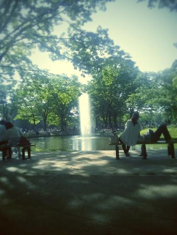 噴水20140521