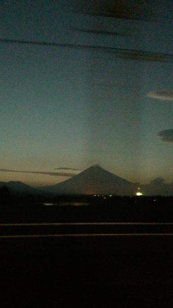 富士山140729