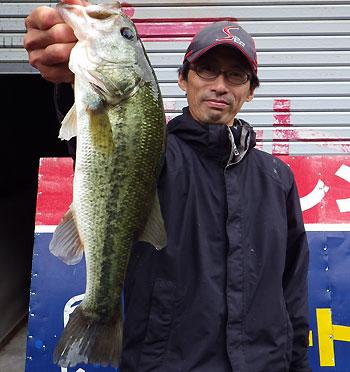 3位 松吉久信 選手