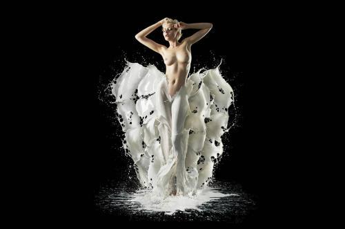 ミルクドレス