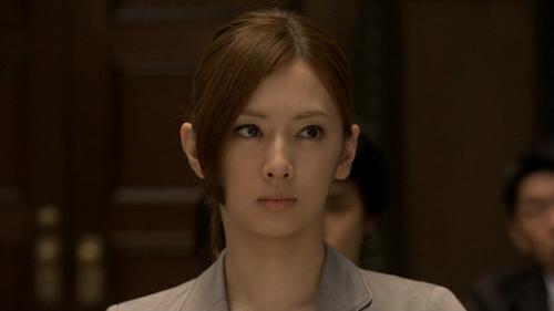 メガネをかけた北川景子