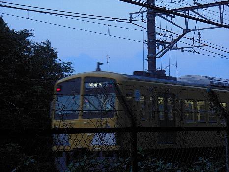 西武新宿線の電車
