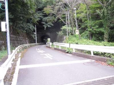 中井トンネル