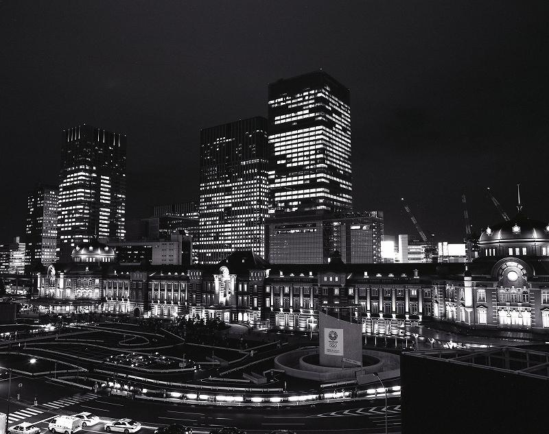 東京駅 全景 T-MAX