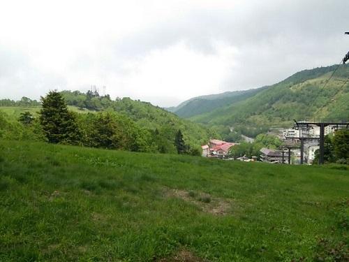 志賀高原、熊の湯スキー場