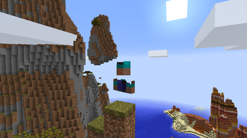 Minecraft 1-7-8-1