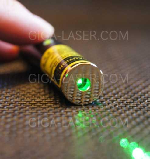 成功するプレゼンに最適なグリーンレーザーポインター501 1mW